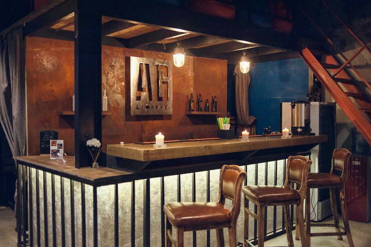 AG Loft на Барклая бар